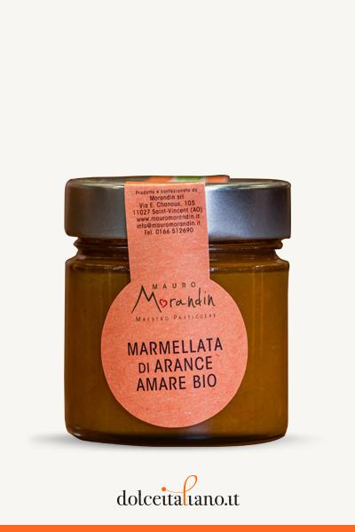 Marmellata di Arance Amare Bio di Mauro Morandin