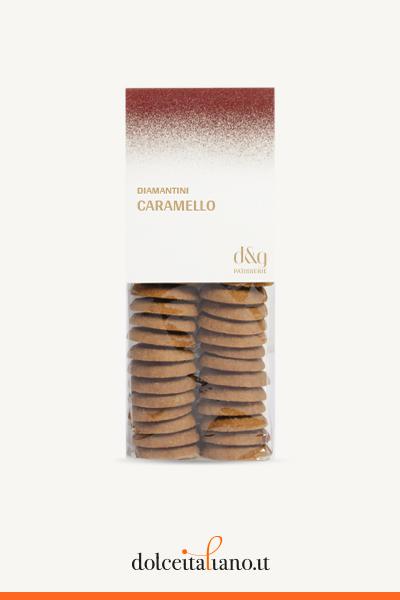 Diamantini al caramello di Denis Dianin