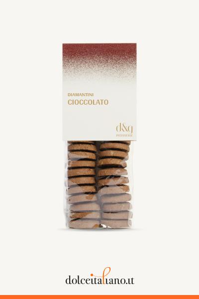 Diamantini al cioccolato di Denis Dianin