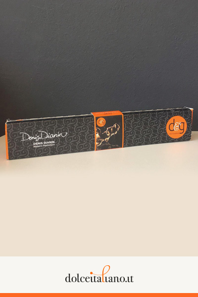 Zenzero e cioccolato fondente di Denis Dianin