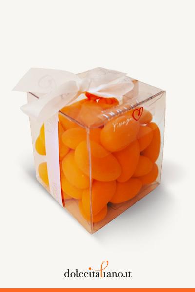 Confetti arancioni