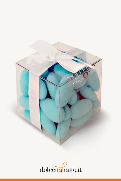 Confetti azzurri