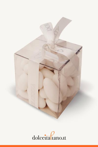 Confetti bianchi di Dolcezza Firenze