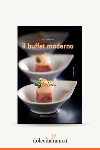 Il buffet moderno di Beppe Maffioli
