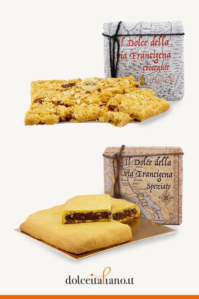 Kit torte di Claudio Gatti: Croccante e Speziato