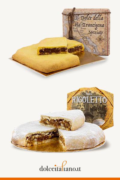 Kit torte di Claudio Gatti: Speziato e Rigoletto