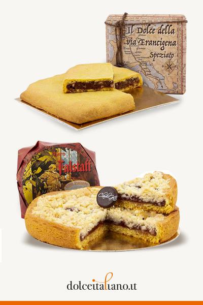 Kit torte di Claudio Gatti: Speziato e Falstaff