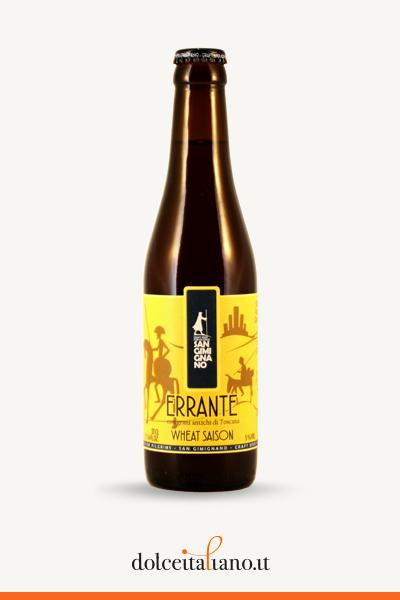 Birra Errante - Blanche di Birrificio San Gimignano