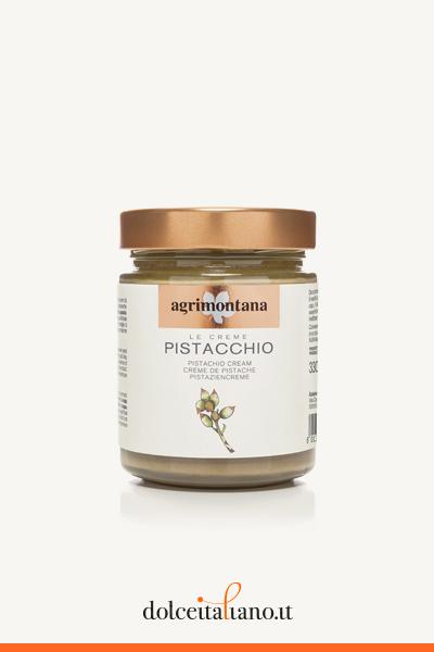 Crema spalmabile al pistacchio Agrimontana