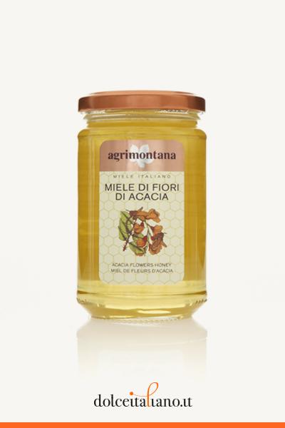 Miele di fiori di acacia di Agrimontana