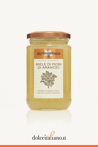 Miele di fiori di arancio